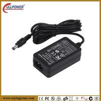 12v 1A 12w Switching Power Adapter For electric bikes Power Supplies With Ce Fcc UL Rohs