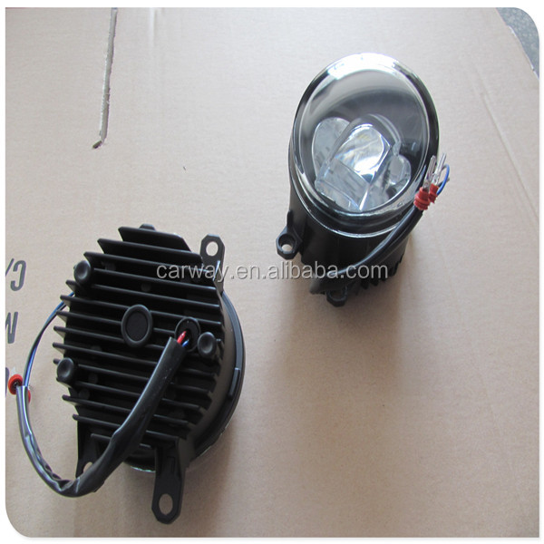 China Factory Car LED Drl Fog Light for Toyota Models Quality fog lamp