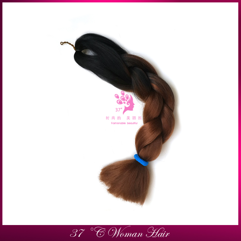 Wholesale angels synthetic hair jumbo braid
