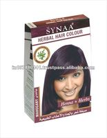 Synaa Herbal Hair color Mahogany