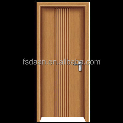 hotel furniture pretty flush interior pvc door single panel door