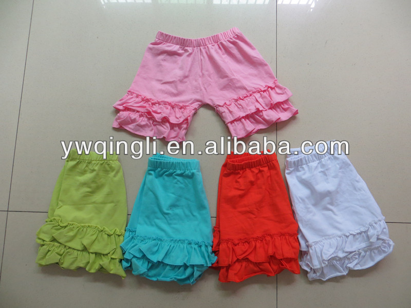Top Quality 100%cotton Baby boy Shorts Bloomer for Kids
