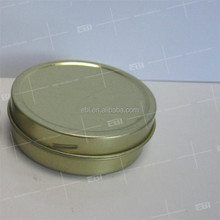 Cheaper customized beautiful mooncake tin box