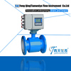 CE/ISO approved paper pulp cement grout slurry flowmeter