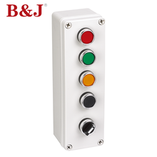 B&J Customized IP68 Waterproof Types Of Standard Sizes Junction Boxes