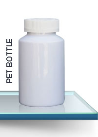 Professional Health Care Products Organic Plastic Bottles