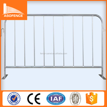 2015 top-selling Galvanized steel Road Barricade/Temporary crowd control barricade in Olympic winter Games
