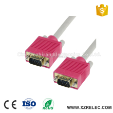 High Speed Computer D-Sub Gold Plated Vga cable 30m