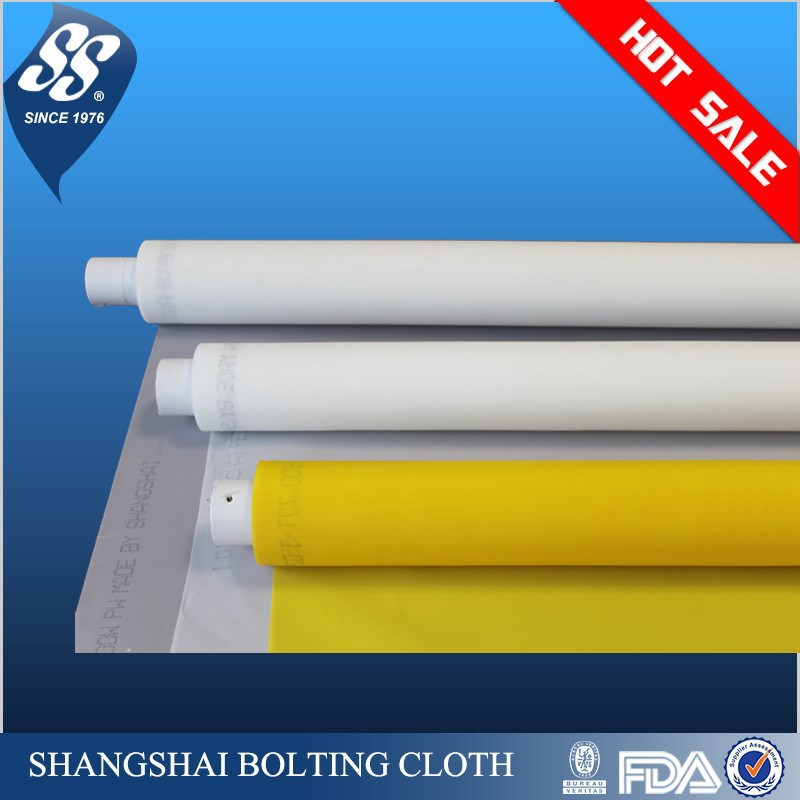 sefar quality PET 230mesh polyester screen printing mesh