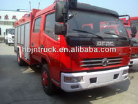 2000liter Dongfeng antique fire trucks for sale