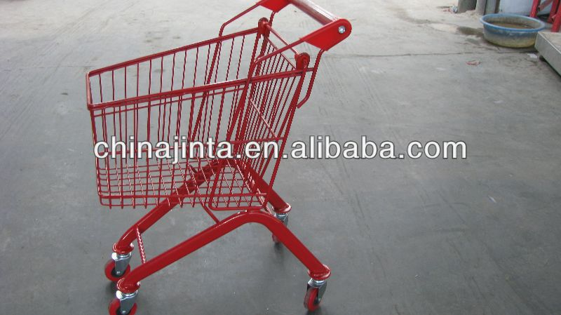 kids supermarket shopping toy trolley