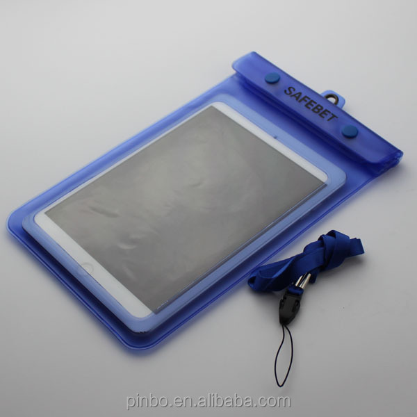 Pvc Waterproof Case For Samsung Galaxy Tablet Pc 10.1""