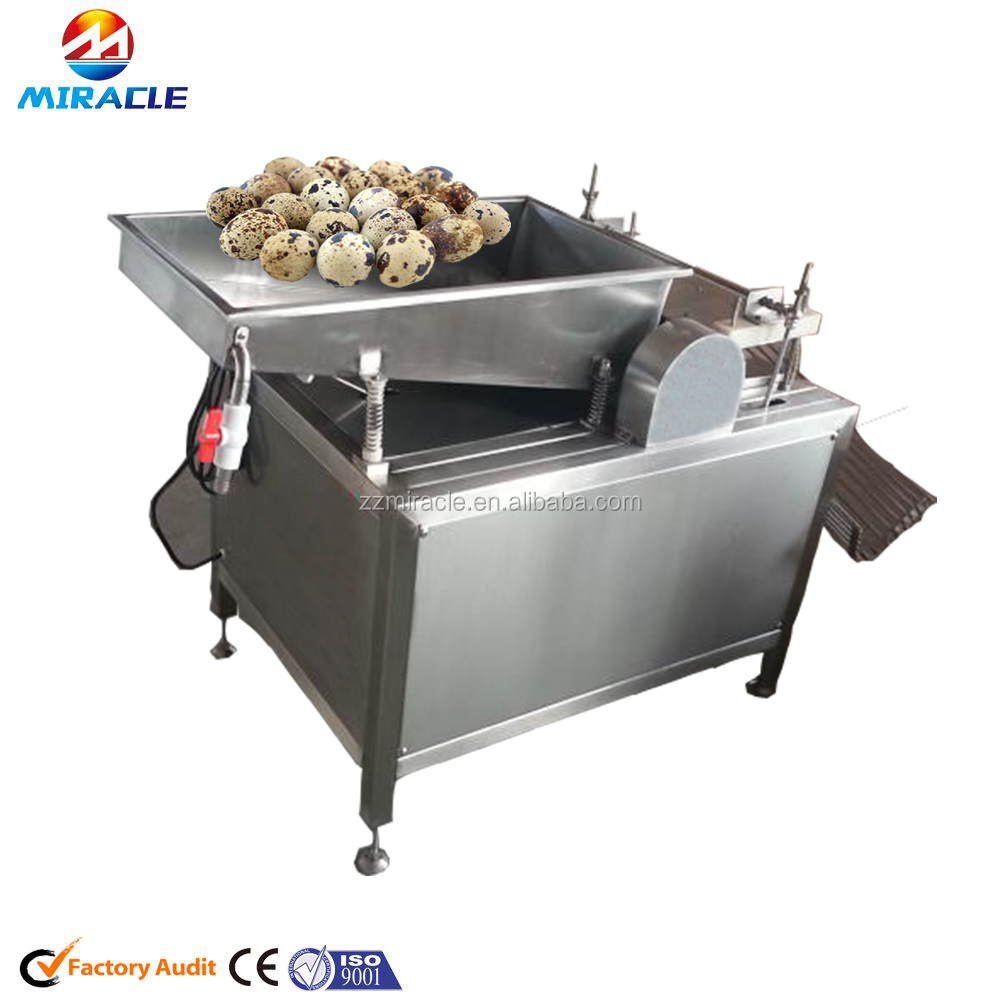Cheap price quail egg boiling and peeling machine/ quail egg boiler and peeler for restaurant and super marketing using