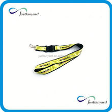 New customized promotional make different color lanyard designs