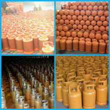 12.5kg portable LPG cylinder for Ghana,Nigeria and other African