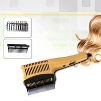 2 Heats/Speeds Negative Ions comb brush Dryer