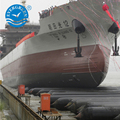 Dunnage marine airbag for cargo ship launching
