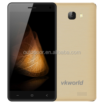 VKworld T5 SE 8GB, Network: 4G 5 inch Android 5.1 MTK6735 Quad Core 1.0GHz, RAM: 1GB, Support GPS, Mobile Mobile
