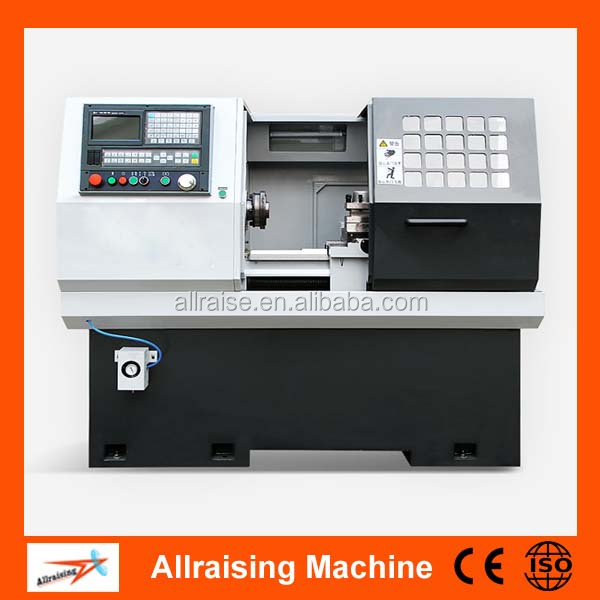 High Precision Digital Controlled CNC Mini Lathe