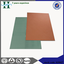 Single and double side fr4 copper clad laminate sheet for pcb factory
