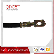 1/8 size dot SAE J1401 fmvss106 approved car OEM hydraulic hose banjo fittings