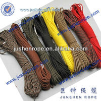 Super quality best selling braid rope 6mm mooring rope for ship