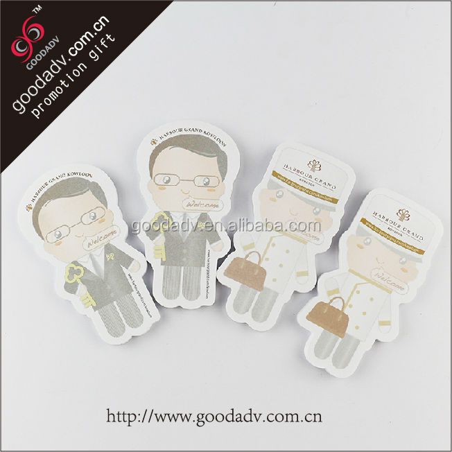 New advertising gifts sticky notes memo pad made in China