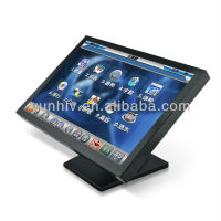 "22""hot sales touch screen cheap waterproof resistive touch screen computer monitor/touch monitor"