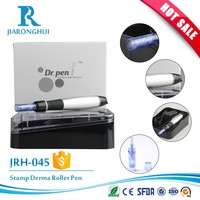 Professional skin rejuvenation auto micro needle electric rechargeable dermapen derma pen