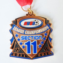China manufacturer professional souvenir craft custom metal sports medals and trophies