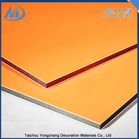 Mouldproof outdoor aluminum composite non combustible panel cladding