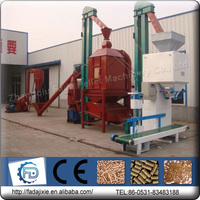 CE Approved wood feed pellet production line