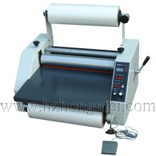 Alibaba Hot Selling New Arrival With Single or Double Side FM350 Roll Laminator