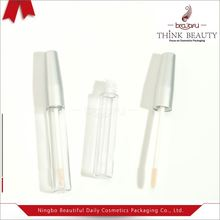 Low price PE wipers lip gloss containers