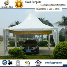5x5m rain proof aluminum car shelter for sale