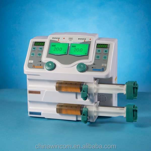 Double Channel Syringe Pump For Model BYZ-810T