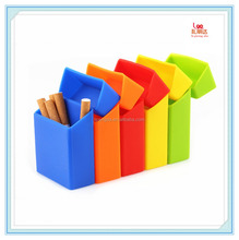 High Quality Cigarette Case/ Cigarette Box/silicone Cigarette Pack Cover With Custom Printing
