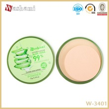 Washami Aloe Vera Cosmetics Face Makeup Compact powder