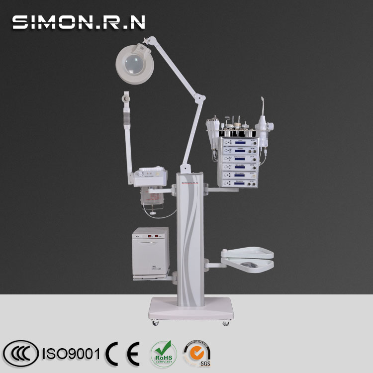 Factory direct wholesale 17in 1 multifunctional beauty salon equipment with ODM service