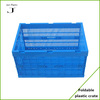 Moving collapsible Storage Plastic Book Contaiers for vegetable fruit