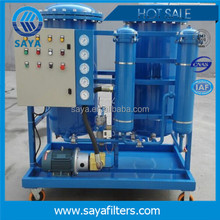 ZLYC-30 Vacuum used transformer oil filter machine recycling system
