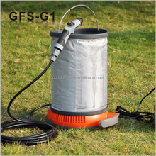 Outdoor Portable Spray Pressure Washer Cleaner System mobile car wash for sale