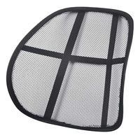 Best Sale Super Quality Back Pain Relief Mesh Back Lumbar Support Cushion For Car And Office Chair