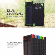 Power Bank 16000Mah,Mobile Solar Charger Cell Phone,Solar Power Bank Charger