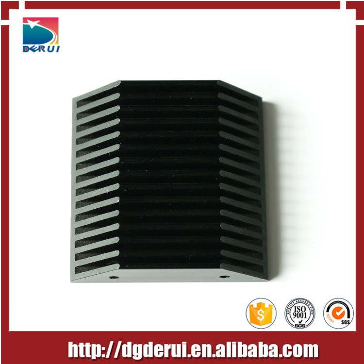 led heat sink Dongguan experienced customed Aluminum heat sink