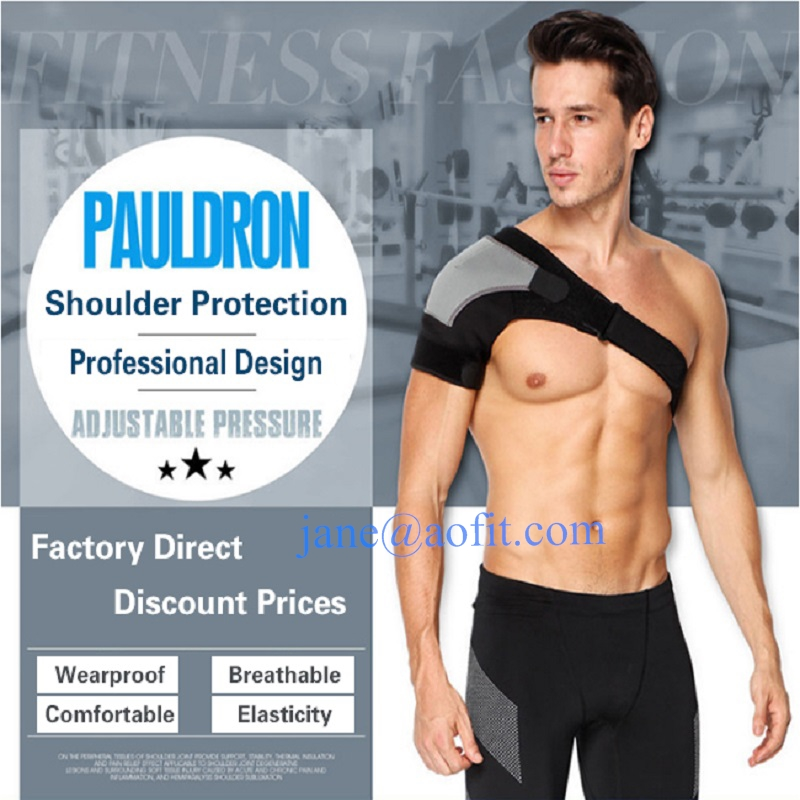 New style neoprene shoulder brace walmart neck and shoulder relaxer