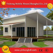 Tropical Construction Removable House Wooden Prefab