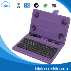 China manufacturer USB touch gaming keyboard case For IPAD