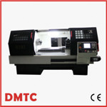 CKA6140- cnclathe machine 2 axis cnc lathe, 3 in 1 small lathe machine, 4 positions cnc lathe