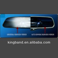 HOT selling!!! special car auto dimming rearview mirror for Infinity/VW/Skoda/Daihatsu/ssangyong/gelly/Roewe/Citroen